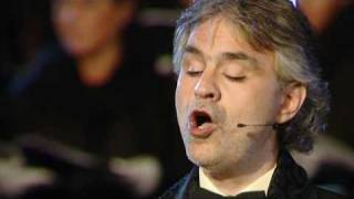 Watch Andrea Bocelli Santa Lucia Luntana video