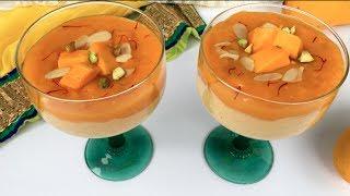 আমের ফিরনি || ঈদ স্পেশাল ডেজার্ট || Mango Phirni Bangladeshi || Mango Firni || Firni Recipe Bangali