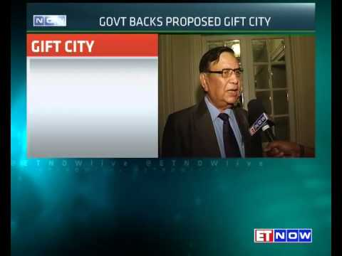 Arun Jaitley To Launch GIFT City Project Next Month In Gujarat