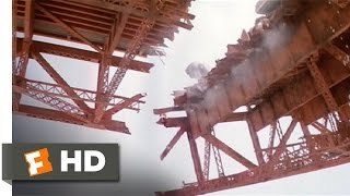 The Golden Gate Bridge Melts - The Core (8/9) Movie CLIP (2003) HD