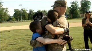 BRAVEED SOLDIERS COME HOME 3. Soldados valientes vuelven a casa 3