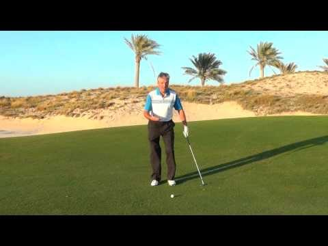 How to stop duffing chips in golf