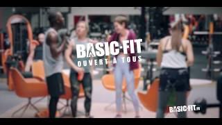 Musique Pub Basic Fit 2018 Ouvert a tous - Pub Salle de sport Basic Fit 2018