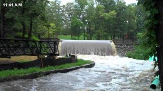 8/28/11 - Flood - Blairstown, NJ