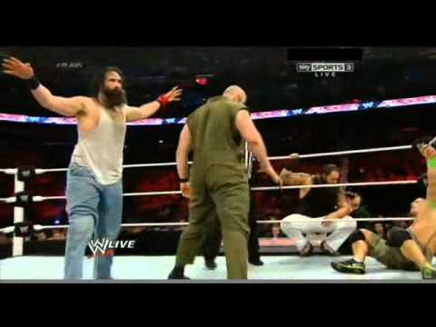 Wwe Monday Night Raw 04 7 14 Part 4 video