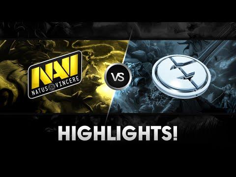 Highlights! by Na`Vi vs EG @ DAC 2015