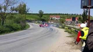 Sorin Ene 69 HAI drifting la Bucovat Spring Hillclimb