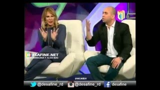 Entrevista Part 1 - William Levy @willylevy29 con Milagros German & Irving Alberti en Chevere Nights