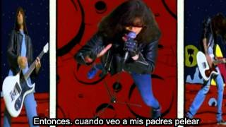 The Ramones - I Don´t Wanna Grow Up [Subtitulado en Español] HD