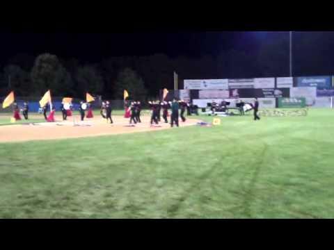 Roselle Park High School Marching Band- Ev'things Gypsies- 9/20/14 Part 1