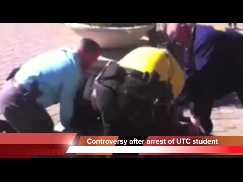 There's plenty of controversy over the arrest of a 24-year-old student on UTC's campus. The arrest happened Thursday near a female Christian evangelist who's...