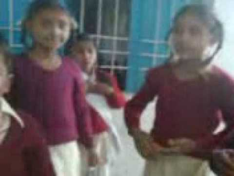 Thala Class 4 Singing god's Love Is So Wonderful video