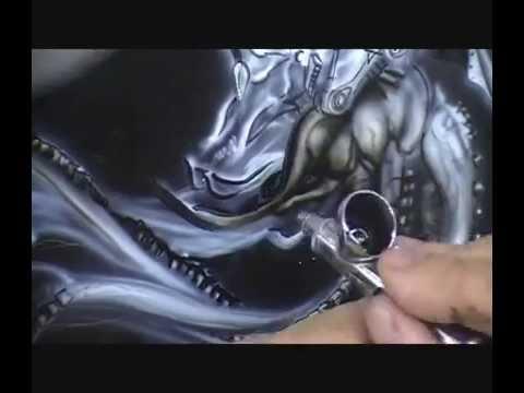 Gears of War Guitar Atelier Meijer Gears of War