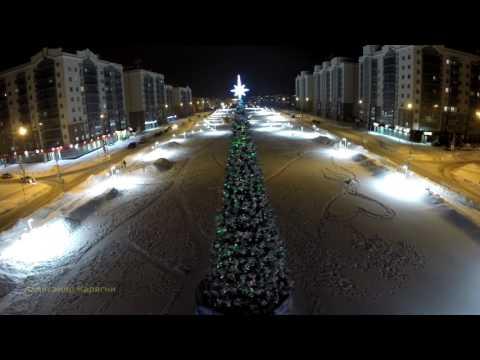 Ночной #ЮжныйГород / 2 и 3 очередь #Samara