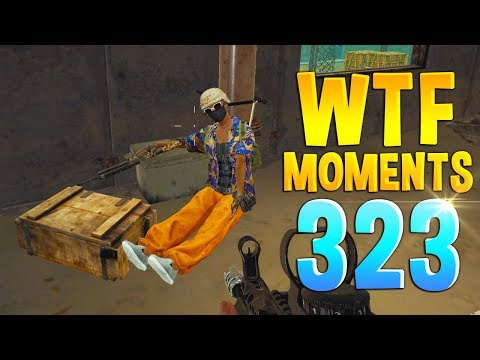 PUBG Daily Funny WTF Moments Highlights Ep 323