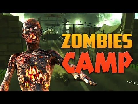 Call of Duty Zombies Camp