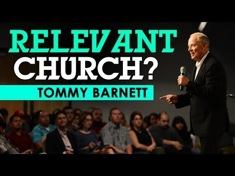 Relevant Church Pastor Tommy Barnett