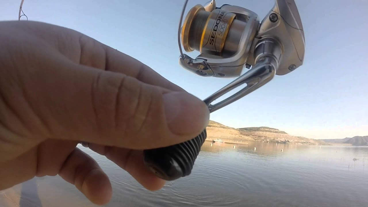 TF02  Diamond Valley Lake Trout Fishing Jan 2015  GoPro Footage