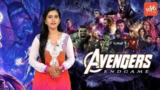 Real Story of Avengers Endgame | Marvel Studios | THOR | Iron Man | Captain America