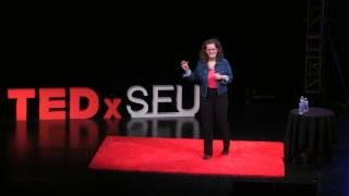 The unsexy truth, the hookup culture | Lisa Bunnage | TEDxSFU