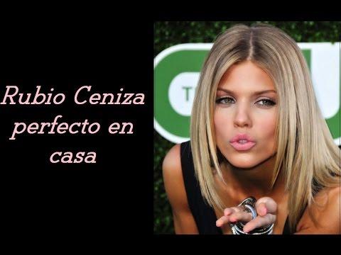 Como conseguir el mismo rubio how to save money and do it yourself - Rubio platino en casa ...