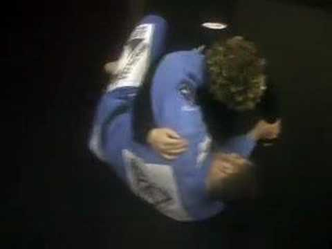 Half Butterfly Guard: Kimura Sweep Image 1