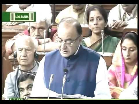 Union Budget 2015-16 Speech by Finance Minister Shri Arun Jaitley