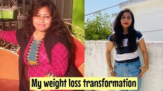 My Real Weight Loss Transformation | How i lost Weight and Never  Gained Back | Azra Khan Fitness