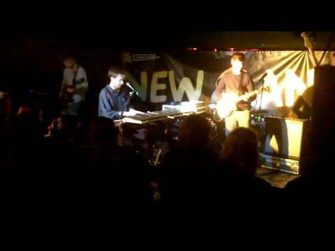 Dutch Uncles - Brio - at New Slang, Kingston