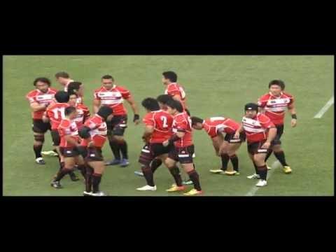 Tonga v Zapan (Japan) - Pacific Nations Cup 2012 - Part 1
