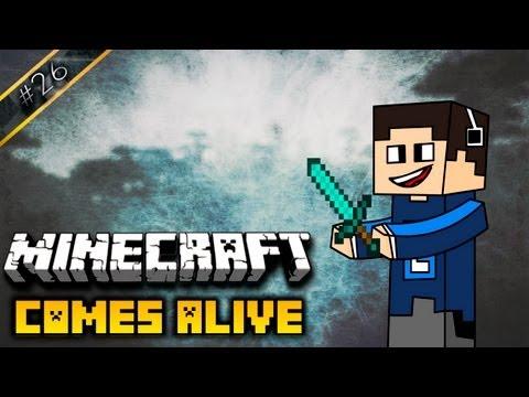 Minecraft 1.5.2 - Como Instalar Minecraft Comes Alive Mod (MCA mod)