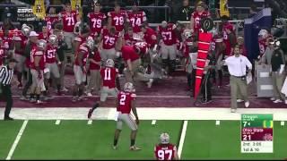 2015 College Football Playoff National Championship: #4 Ohio State vs. #2 Oregon