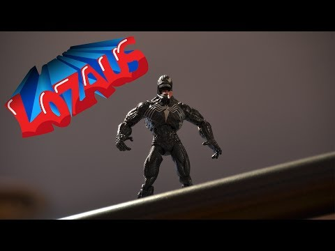 SPIDERMAN Stop Motion Action Video Part 3 Trailer
