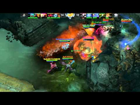 Highlight  RoXKISyol vs EG