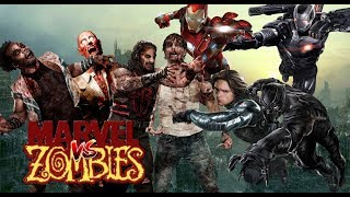 Marvel Vs Zombie - Trailer Italiano  fan-made