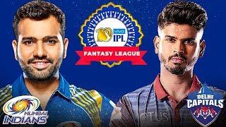 MI vs DC – Who will WIN? | Fantasy league Prediction | IPL 2019