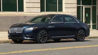 2017 Lincoln Continental - Complete Review