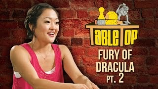 TableTop: Wil Wheaton Plays The Fury of Dracula w/ Grant Imahara, Amy Okuda, & Ify Nwadiwe! Pt. 2