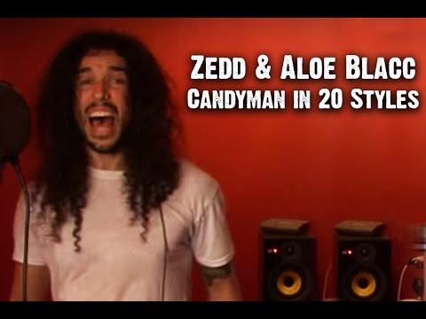 Zedd & Aloe Blacc - Candyman | Ten Second Songs 20 Style Cover