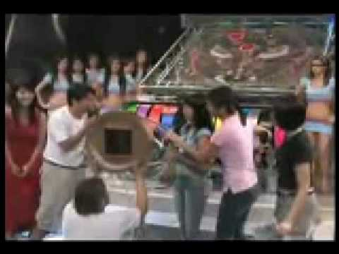 The cheater tv show in Philippine history - Wowowee