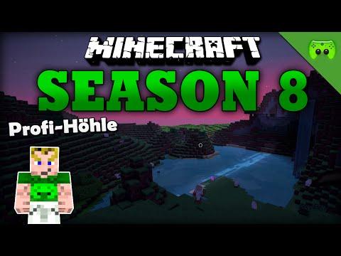 PROFI HÖHLE «» Minecraft Season 8 # 4 HD