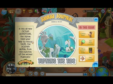 Animal Jam: Updates - Nothing Too Exciting..