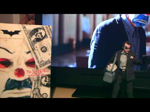 Hot Toys Bank Robber Joker FLASHBACK REVIEW
