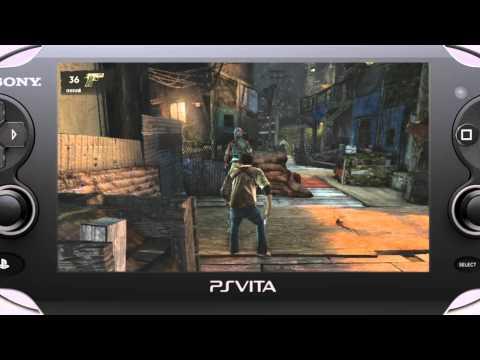 PS Vita - Uncharted Golden Abyss (Video Walk-thru with John Garvin)