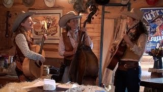 Western Music Cowgirl Song Christmas Mountains Devon Dawson, Kristyn Harris, Johnie Terry