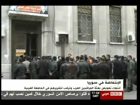 Mosaic News - 01/19/12: Violence Persists as Arab Observers Prepare to Leave Syria