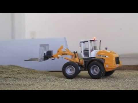 Liebherr 538 Umbau; Siku Control (Full HD)