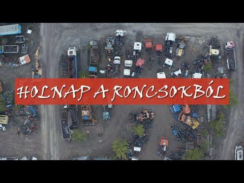 Mobilmánia - Holnap a roncsokból (Hivatalos videoklip / Official music video)