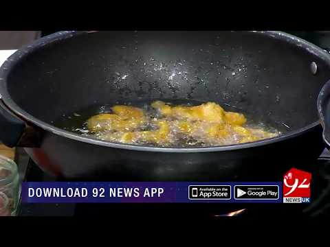 Recipe of Sesame fry chicken with Asian sauce  | 13 Nov 2018 | 92NewsHDUK