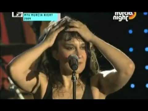 Amaral - Concierto MTV Murcia Night (2009)